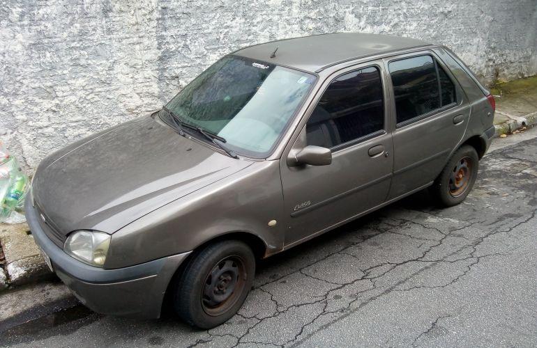 Ford Fiesta Hatch GL 1.0 MPi 4p - Foto #2