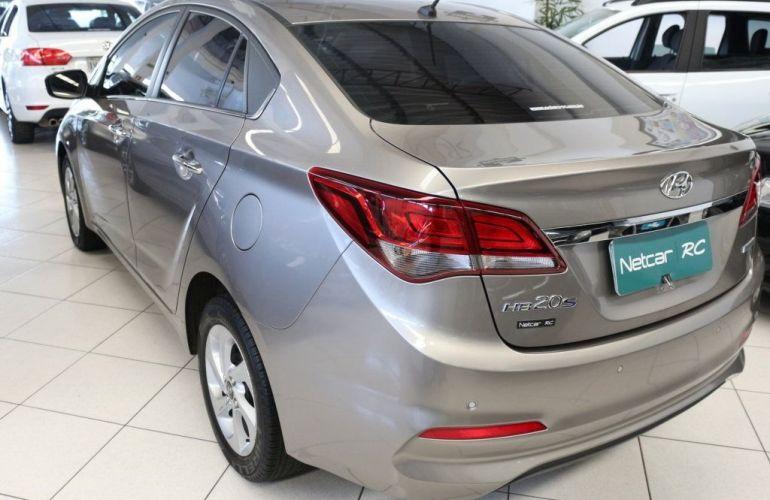 Hyundai HB20S Premium 1.6 16V Flex - Foto #2