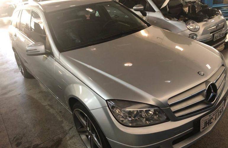 Mercedes-Benz C 200 Touring Kompressor Avantgarde - Foto #2