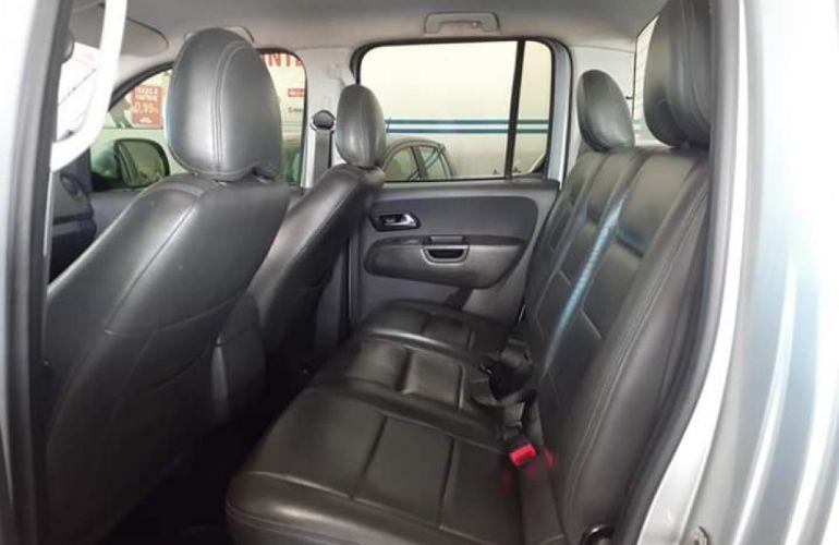 Volkswagen Amarok 2.0 CD 4x4 TDi Trendline (Aut) - Foto #10