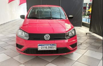 Volkswagen Voyage 1.0 12v MPi Total