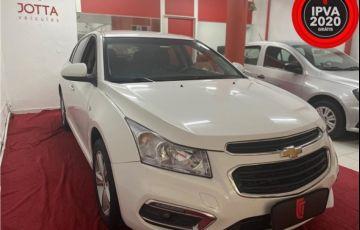 Chevrolet Cruze 1.8 LT Sport6 16V Flex 4p Automático - Foto #2