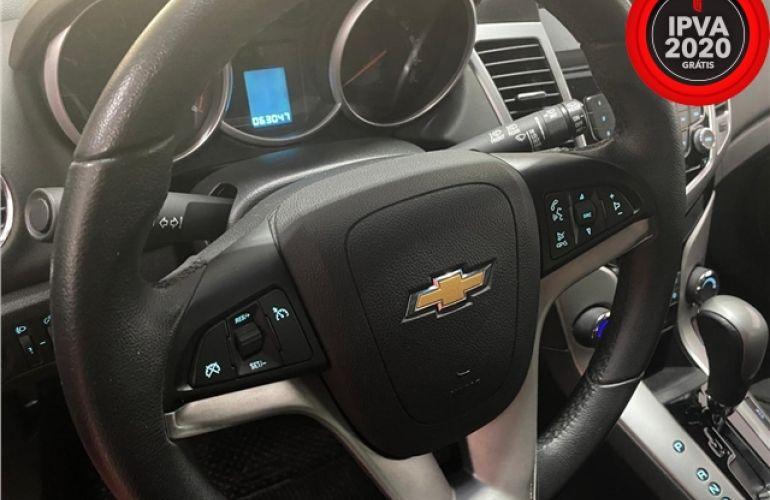 Chevrolet Cruze 1.8 LT Sport6 16V Flex 4p Automático - Foto #8