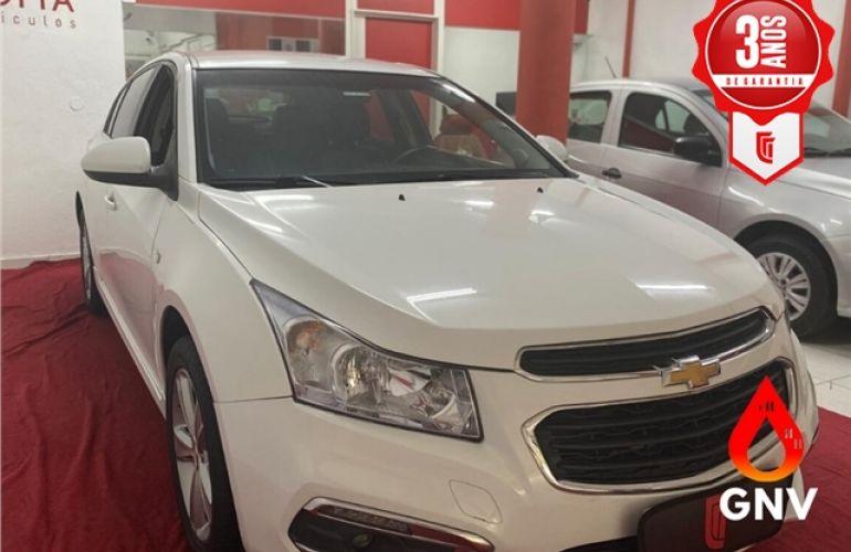 Chevrolet Cruze 1.8 LT Sport6 16V Flex 4p Automático - Foto #1