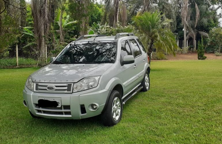 Ford Ecosport XLS 2.0 16V (Flex) (Aut) - Foto #8