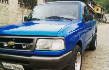 Ford Ranger Splash 4x2 4.0 V6 (Cab Simples)