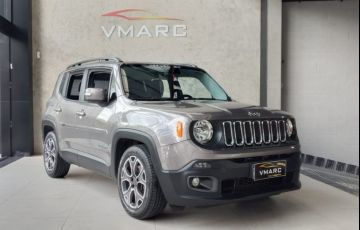 Jeep Renegade 1.8 16V Longitude - Foto #1
