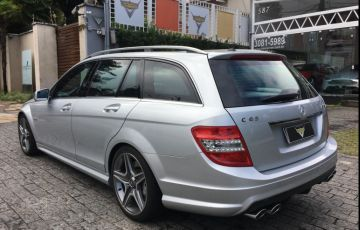 Mercedes-Benz C 63 Amg 6.2 Touring V8
