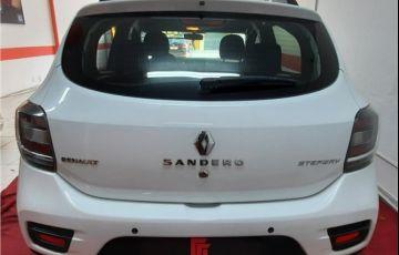 Renault Sandero 1.6 Stepway 8V Flex 4p Automatizado - Foto #6
