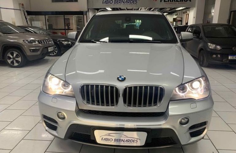 BMW X5 Security X Drive 50i 4.8 V8 32V - Foto #2