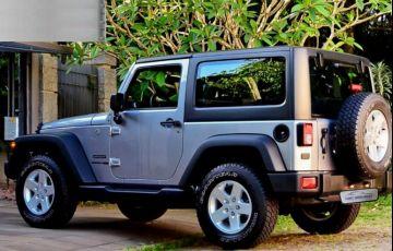 Jeep Wrangler Sport 4x4 3.6 V6