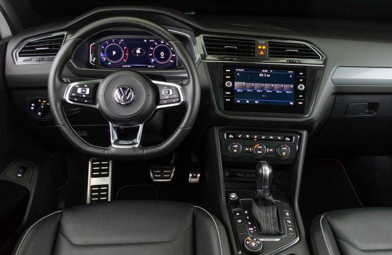Volkswagen Tiguan Allspace 2.0 350 TSI R-Line 4WD - Foto #8