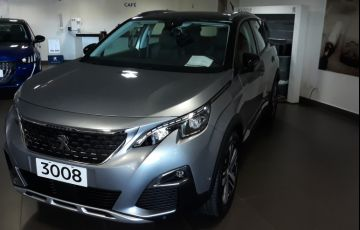 Peugeot 3008 1.6 THP Griffe Pack