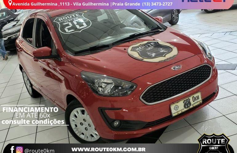 Ford Ka 1.0 SE Plus 12v - Foto #1