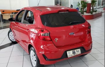 Ford Ka 1.0 SE Plus 12v - Foto #6