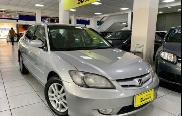 Honda Civic 1.7 Lxl 16v