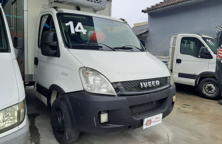 Iveco Daily 35s14 Chassi Cabine Turbo Intercooler - Foto #2