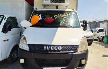 Iveco Daily 35s14 Chassi Cabine Turbo Intercooler - Foto #3