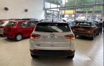 Jeep Compass Limited  AT9 4X4 2.0 16V Diesel - Foto #10