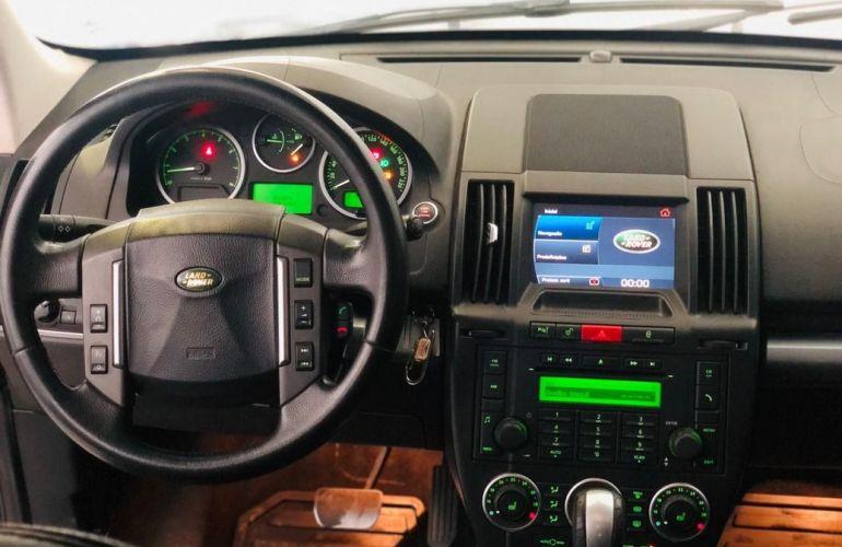 Land Rover Freelander 2 3.2 Hse V6 24v - Foto #4