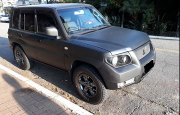 Mitsubishi Pajero Tr4 2.0 4x4 16V 131cv