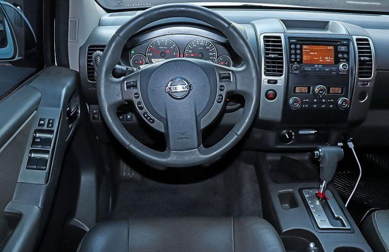 Nissan Frontier 2.5 SL 4x4 CD Turbo Eletronic - Foto #6