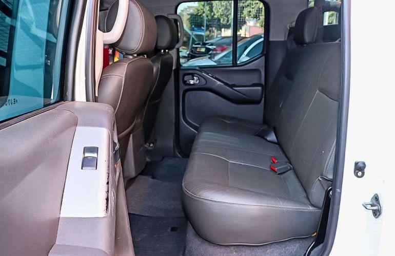 Nissan Frontier 2.5 SL 4x4 CD Turbo Eletronic - Foto #7