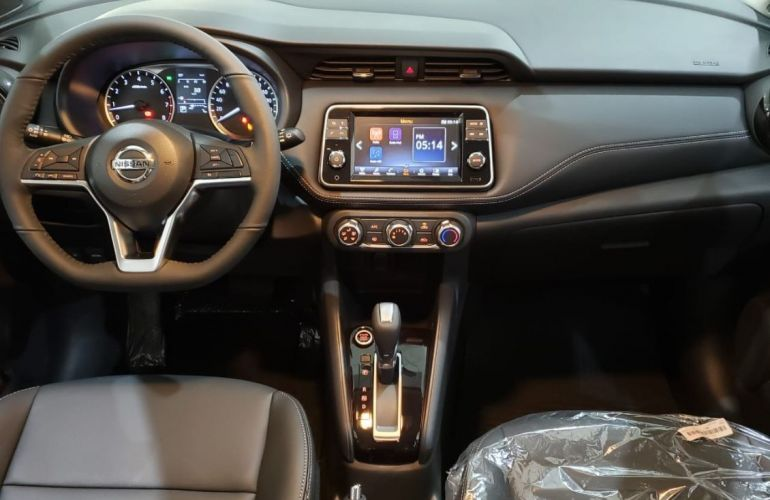 Nissan Kicks 1.6 16V Flexstart Sv - Foto #3