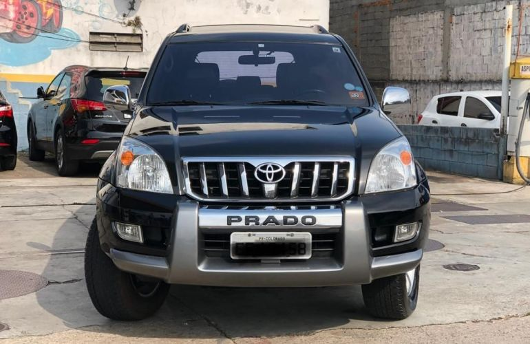Toyota Land Cruiser Prado 3.0 4x4 Turbo Intercooler - Foto #2