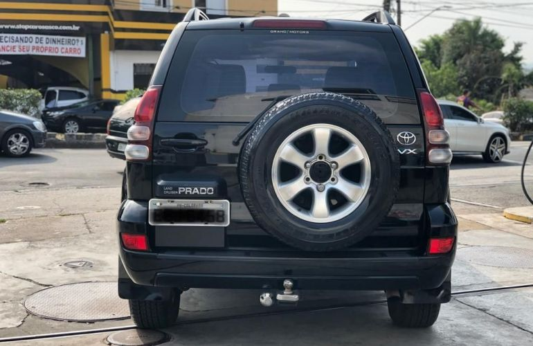 Toyota Land Cruiser Prado 3.0 4x4 Turbo Intercooler - Foto #9