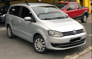 Volkswagen Spacefox 1.6 Mi 8v