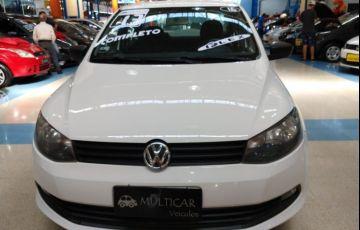 Volkswagen Voyage 1.6 Mi City 8v - Foto #1