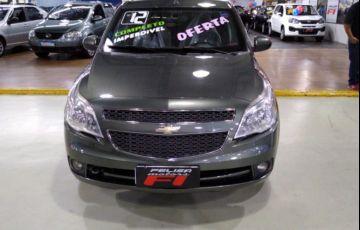 Chevrolet Agile 1.4 MPFi LTZ 8v - Foto #2