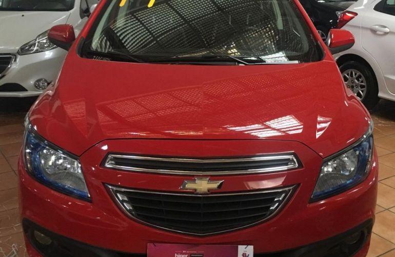 Chevrolet Prisma 1.4 MPFi LT 8v - Foto #1