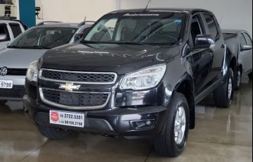 Chevrolet S10 2.5 LT 4x2 CD 16v