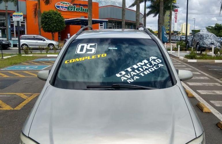 Chevrolet Zafira 2.0 MPFi Elite 8v - Foto #1