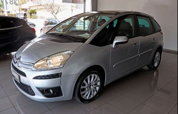 Citroën C4 Picasso 2.0 16v - Foto #10