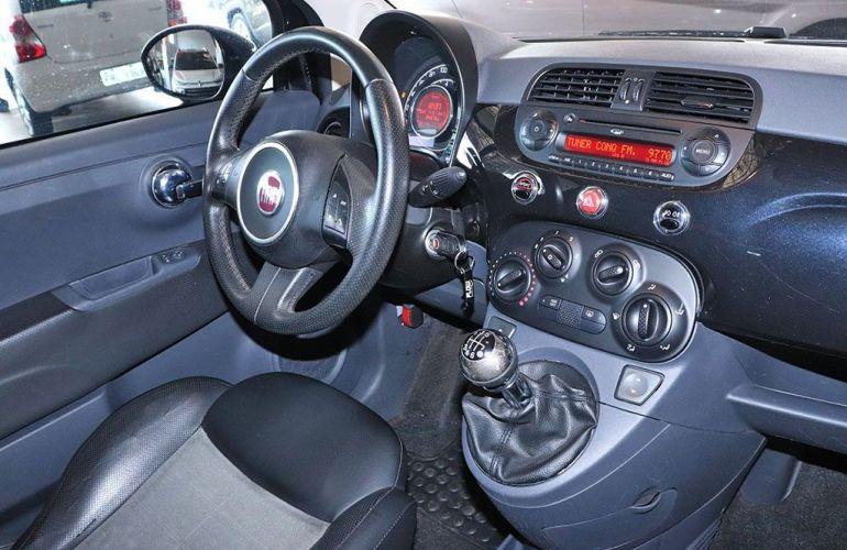 Fiat 500 1.4 Sport 16v - Foto #5