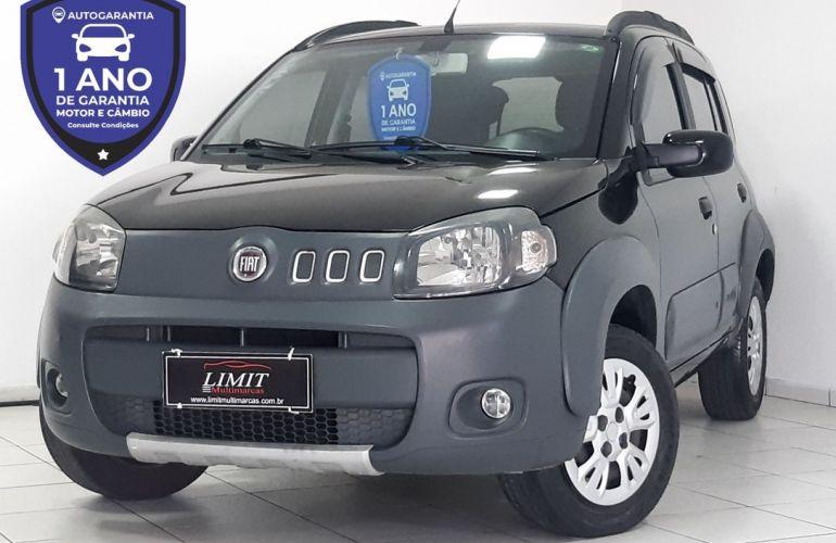 Fiat Uno 1.4 Evo Way 8v - Foto #1