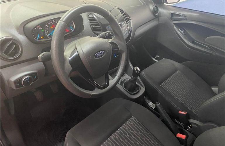 Ford Ka + 1.0 SE 12v Flex 4p Manual - Foto #8