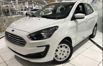 Ford Ka 1.0 Tivct SE Plus Sedan