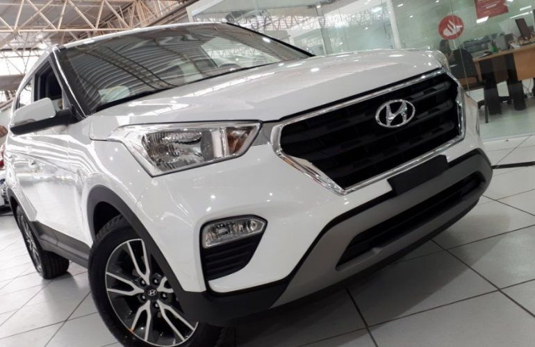 Hyundai Creta 1.6 16V Pulse Plus - Foto #1