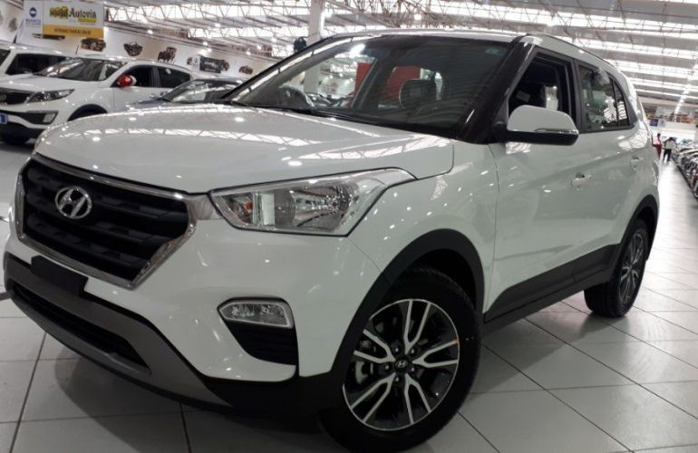 Hyundai Creta 1.6 16V Pulse Plus - Foto #2