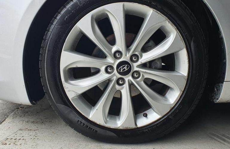 Hyundai Sonata 2.4 MPFi I4 16V 182cv - Foto #4