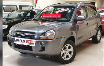 Hyundai Tucson 2.0 MPFi GLS Base 16V 143cv 2wd