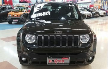 Jeep Renegade 1.8 16V Longitude - Foto #4