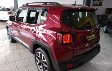 Jeep Renegade 1.8 16V Longitude - Foto #5