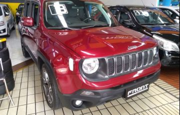 Jeep Renegade 1.8 16V Longitude - Foto #8