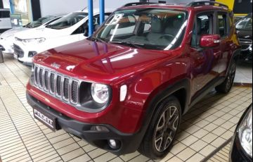 Jeep Renegade 1.8 16V Longitude - Foto #9