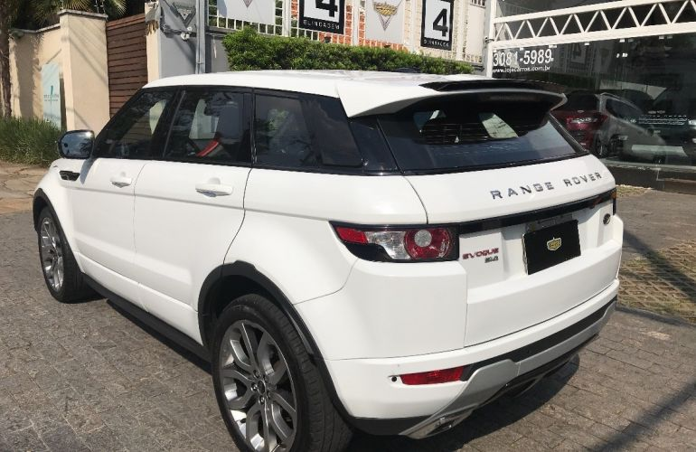 Land Rover Range Rover Evoque 2.0 Dynamic Tech 4WD 16v - Foto #7